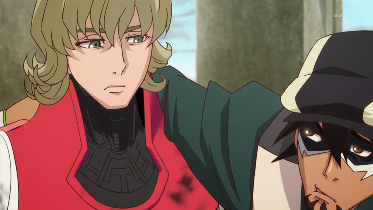Fire Emblem Tiger And Bunny: Episode 13: You Make Bunny Cry Edition