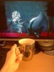 "From Baka King. ""tea party with yuri ~"""