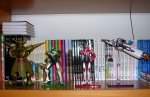 """from codeveronica. """"These are my favourite T&B Things, S.H. Figuarts! I'm going to collect them all...but...no more place on my shelf...ç_ç"""""""