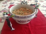 """From Mary. """"Who wants some friend rice??? Here is my contribution, and it's Kotetsu's recipe."""""""