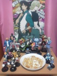 """From Alexandra. """"Tiger & Bunny forever!"""""""